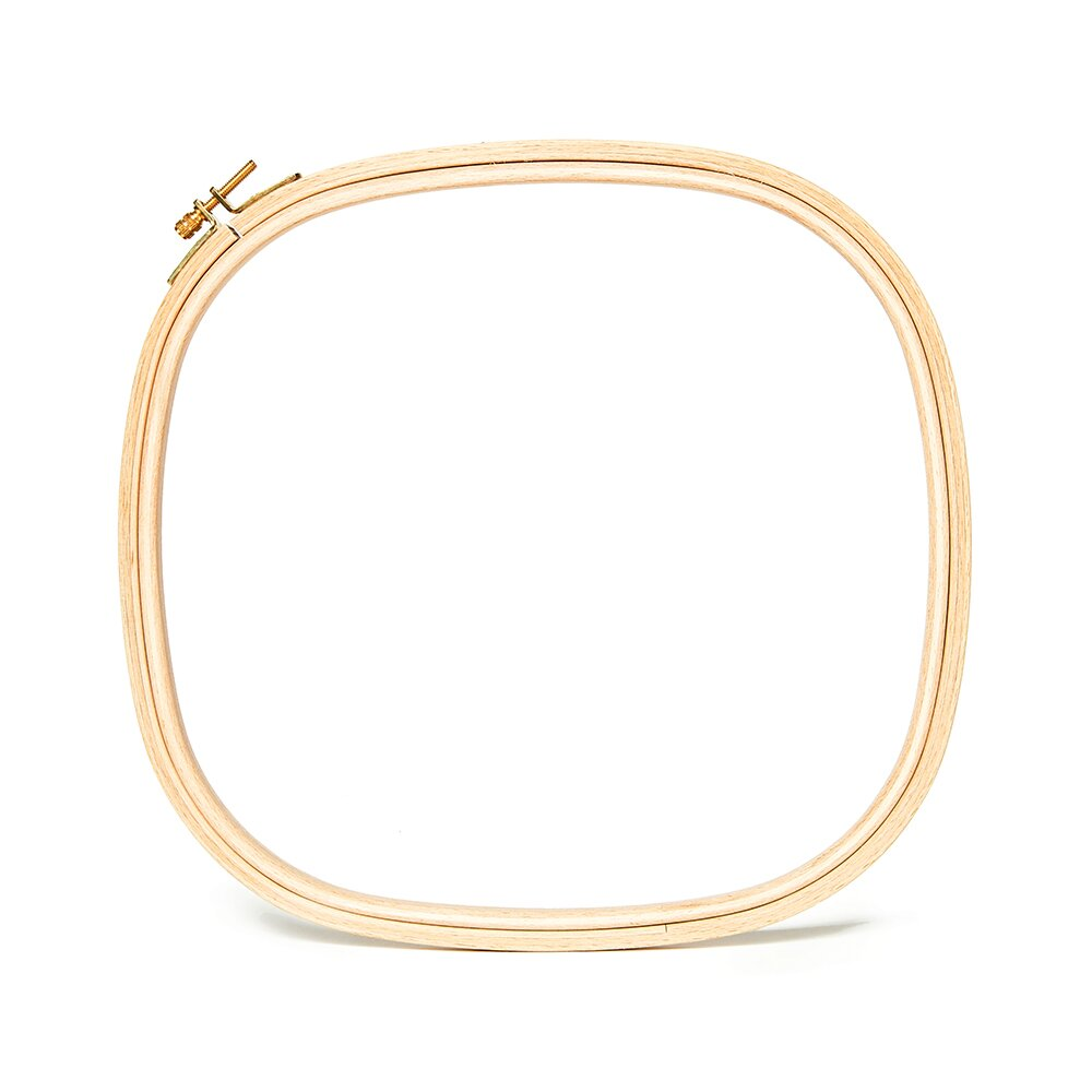 Wooden Embroidery Hoops 10 X Square Access